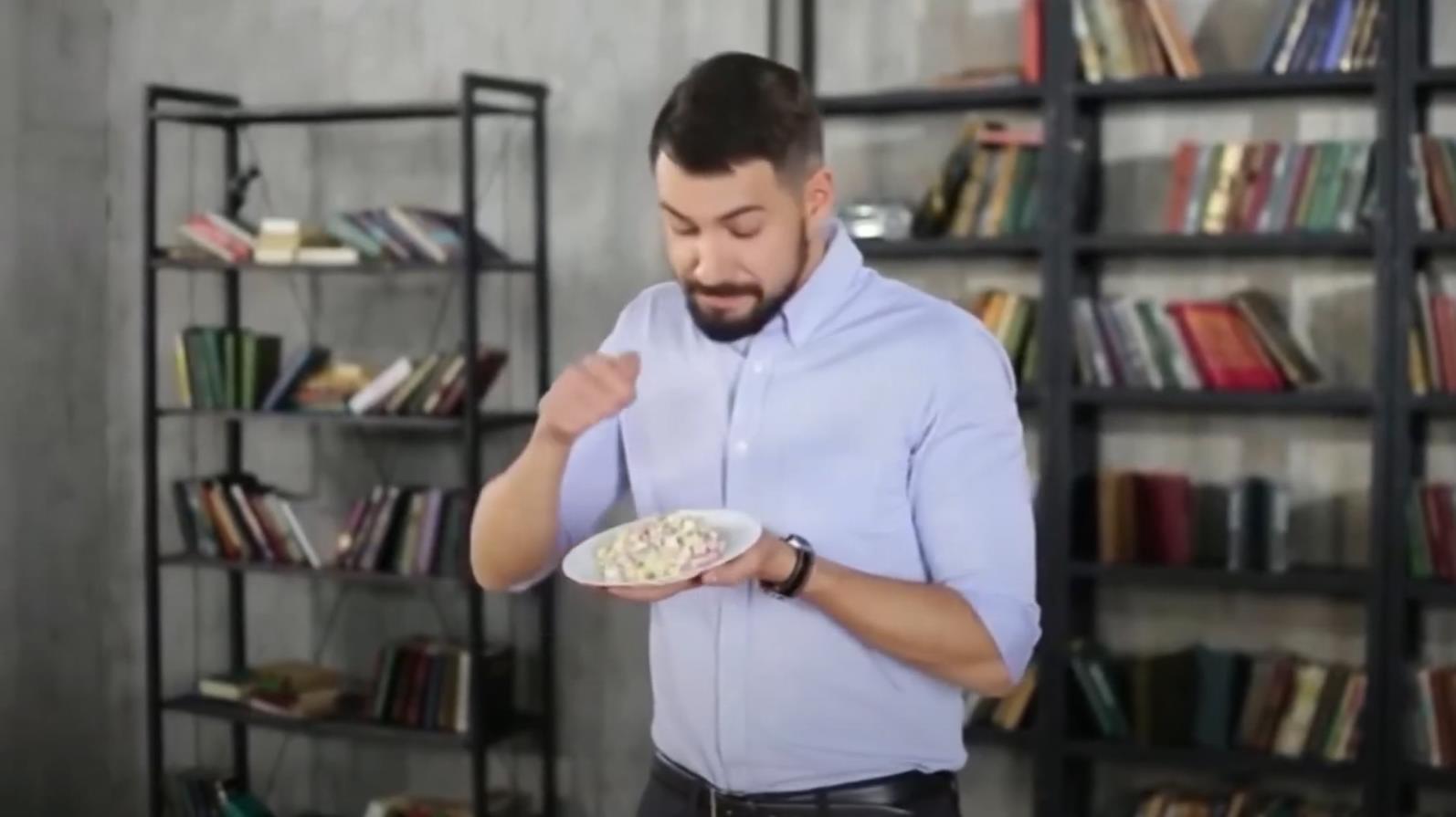Муляжи на РЕН-ТВ