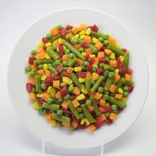 Муляж овощной смеси