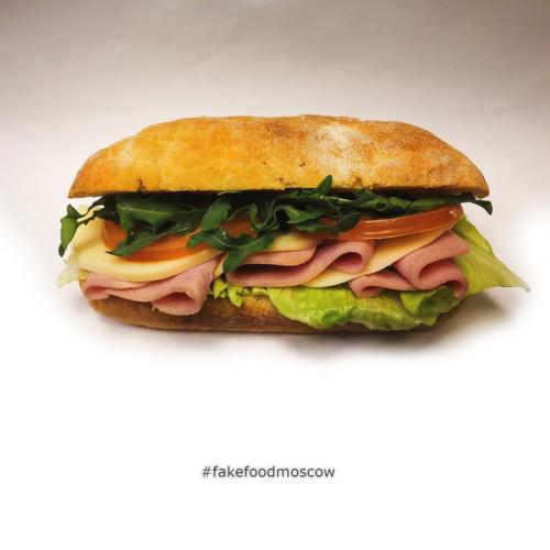 Муляж сандвича